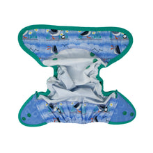 Load image into Gallery viewer, Pop-in One Size Nappy Cover (Bio-laminate)