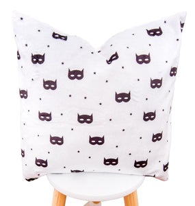 Minky Cushion Cover