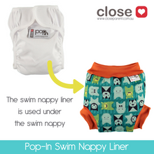 Load image into Gallery viewer, Pop-in Swim Nappy Liner