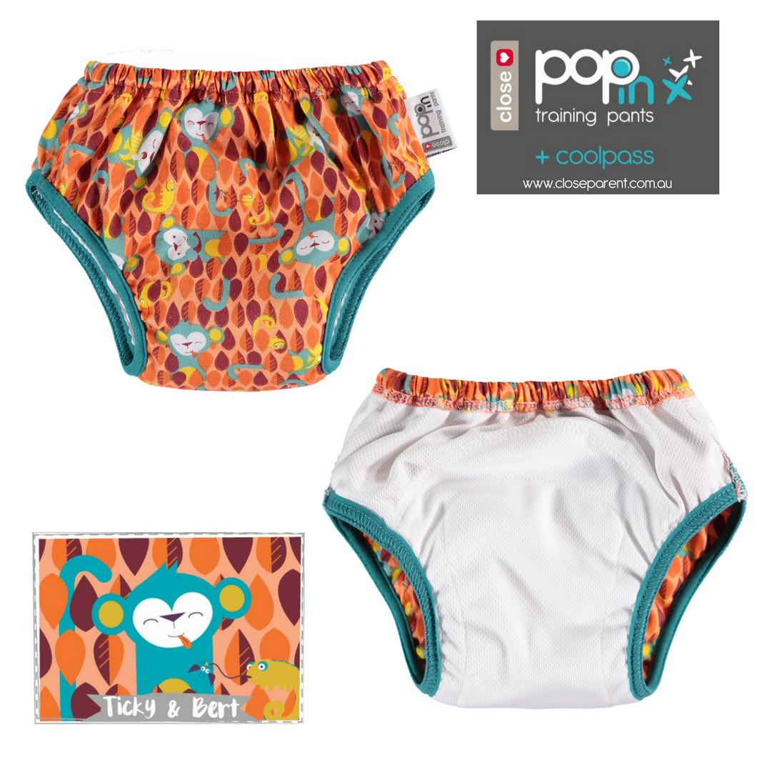 Pop-in Training Pants (2019)