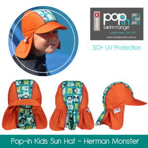 Pop-in - Sun Hat (Vintage Range)