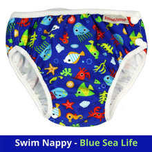 Load image into Gallery viewer, Reusable Baby & Toddler Swim Nappy - Newborn to Medium