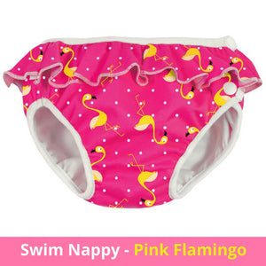 Reusable Baby & Toddler Swim Nappy - Newborn to Medium