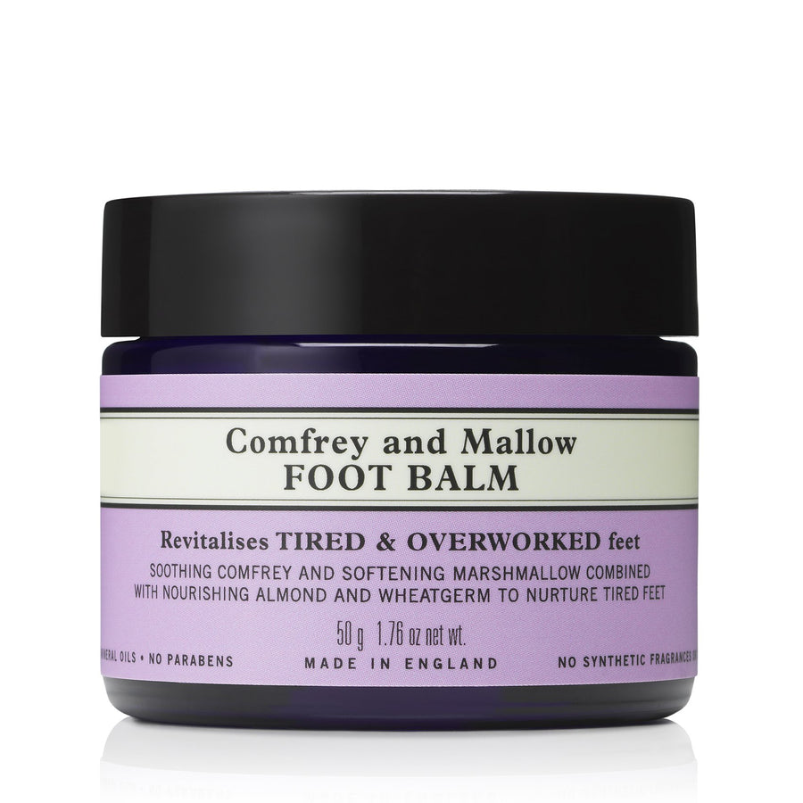 Comfre and Mallow foot balm