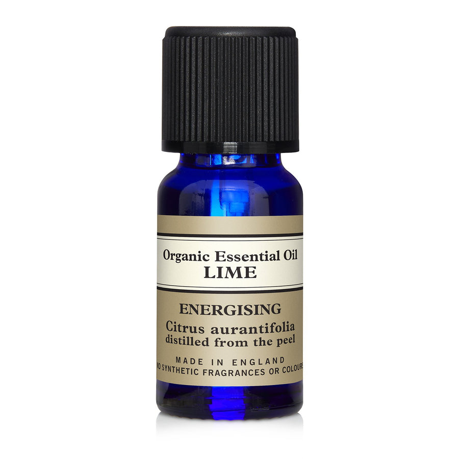 lime organic essential oil