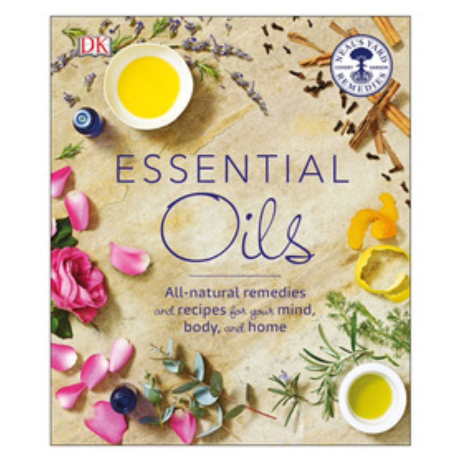 Neal's Yard Remedies Essential Oils Book