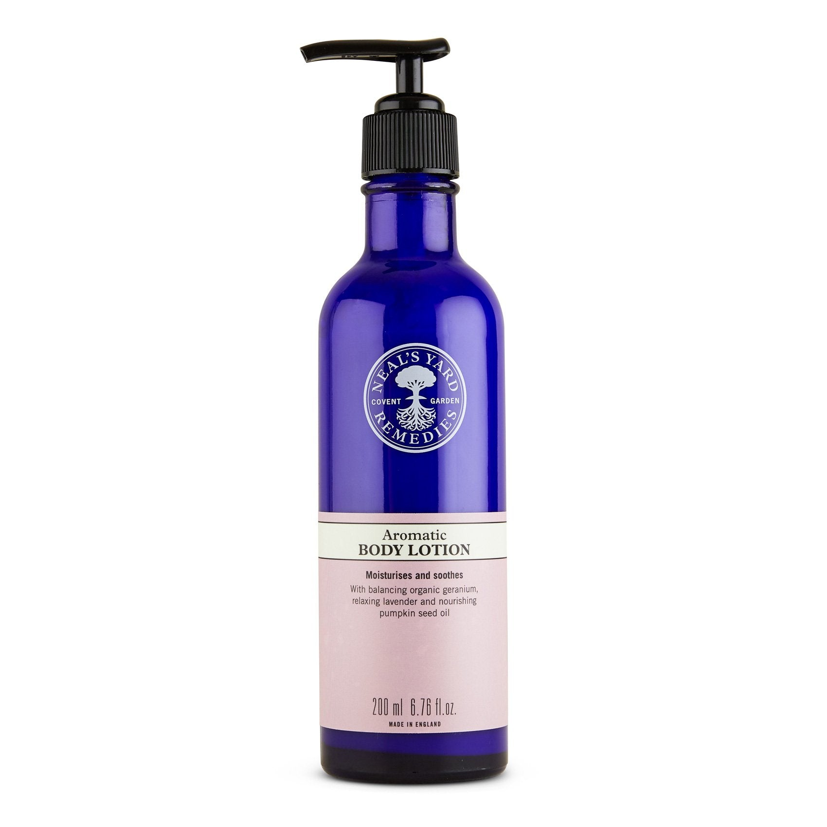 Aromatic Body Lotion