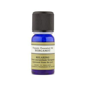Organic Bergamot essential oil