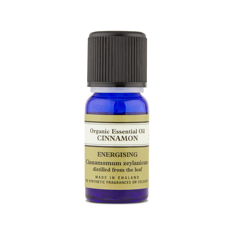 Cinnamon Organic Essential Oil