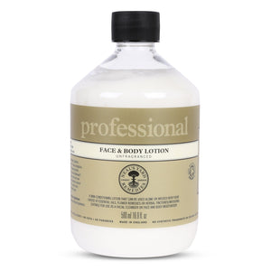 Professional Range Face & Body Lotion