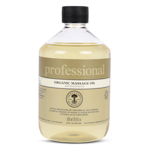 Professional Range Massage Oil