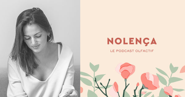 LE PODCAST OLFACTIF - Episode 7 - Chloé Roose, fondatrice de Brussels kitchen