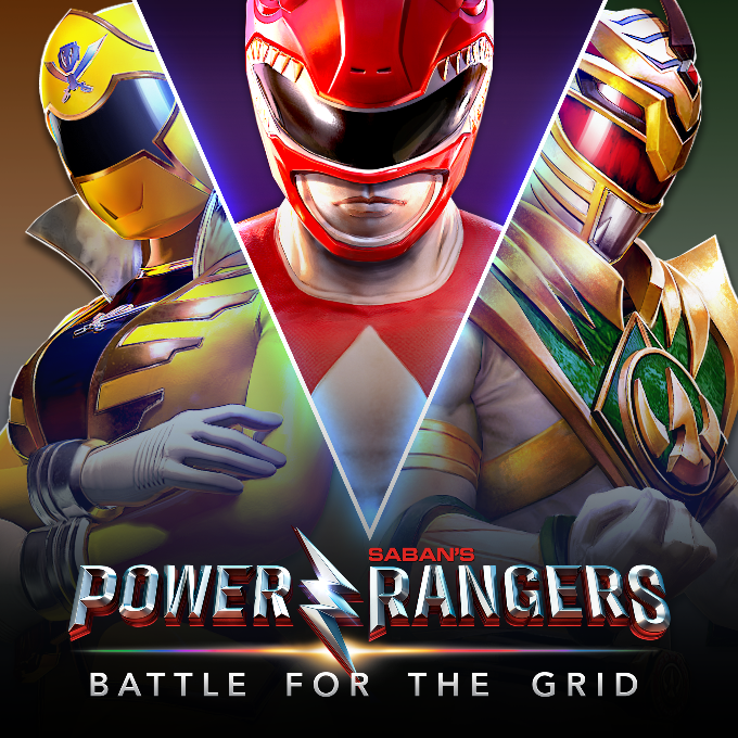 Power Rangers: Battle for the Grid