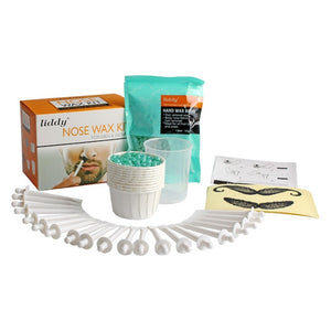 Painless Nose Wax Kit - xtalbox