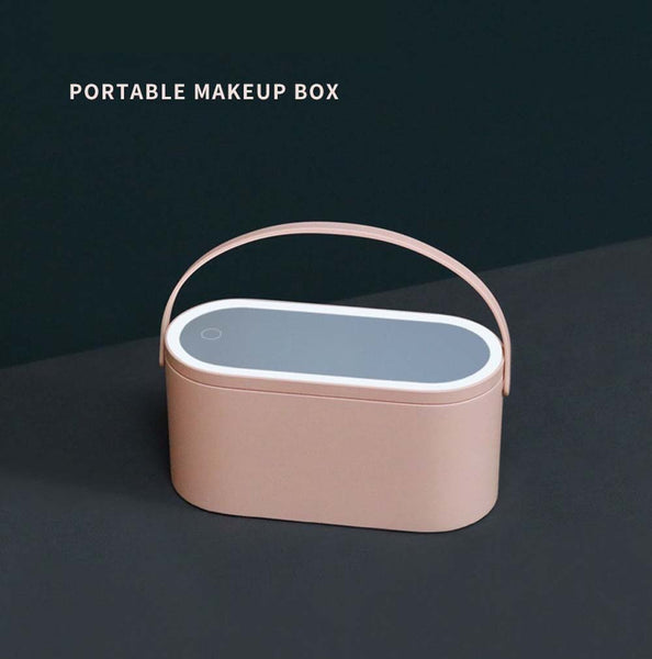 Travel Makeup Case - xtalbox