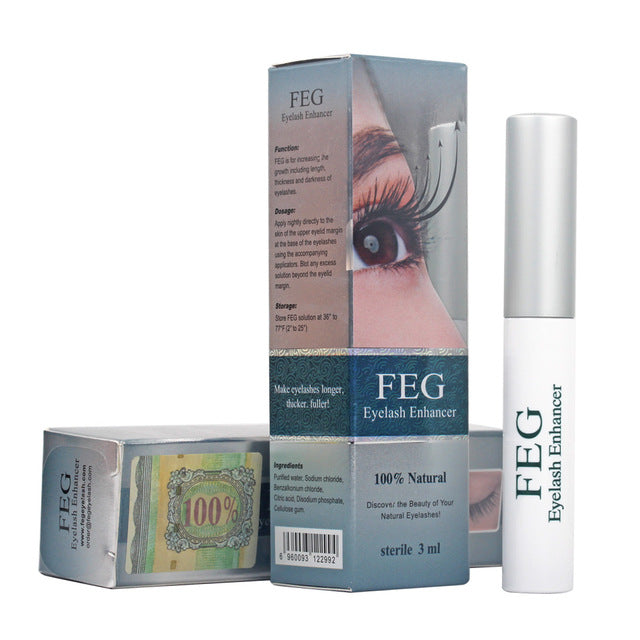 FEG Eyelash Enhancer - xtalbox