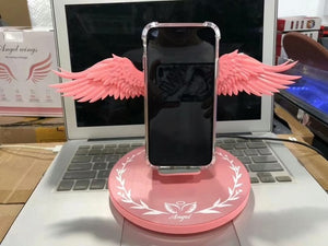 Angel Wing Wireless Charger - xtalbox