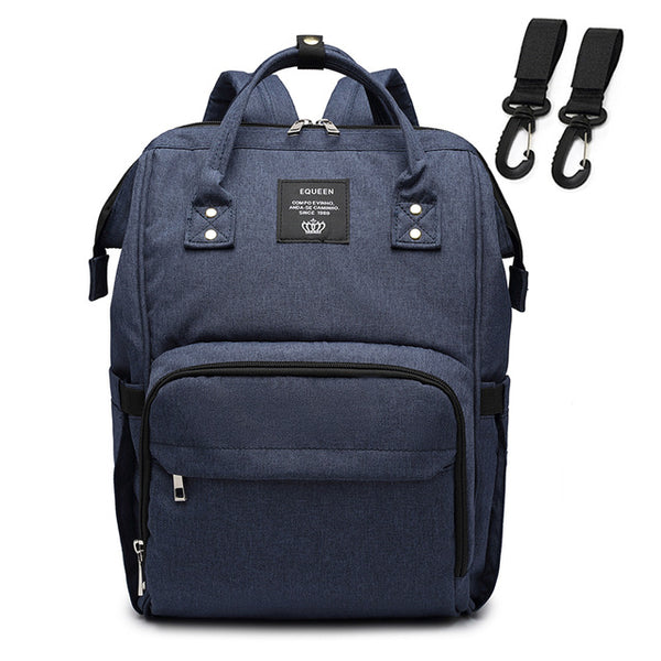 USB Diaper Backpack - xtalbox
