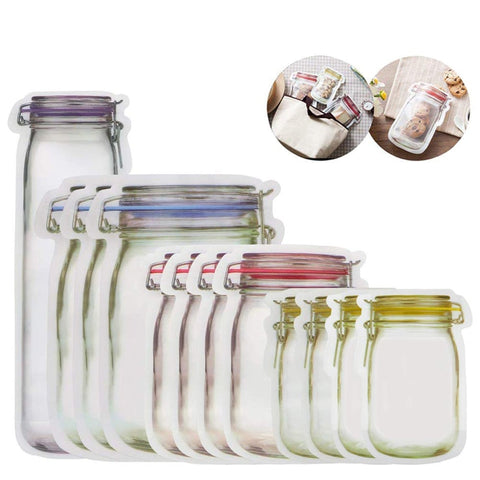 Reusable Mason Jar Bag (Buy 2 Get 1 Free) - xtalbox