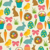 Easter Bunnies & Chicks