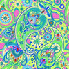 Swansboro Paisley-3 color options