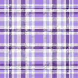 Plaid Purple