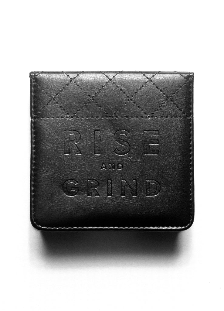 Rise And Grind Memo Pad