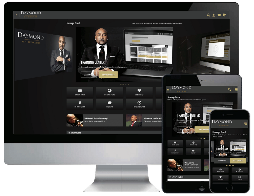 Daymond on Demand Free Trial