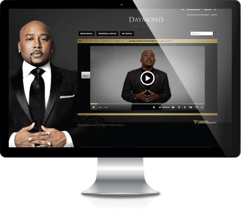 Daymond on Demand