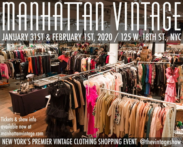 Manhattan Vintage Fair