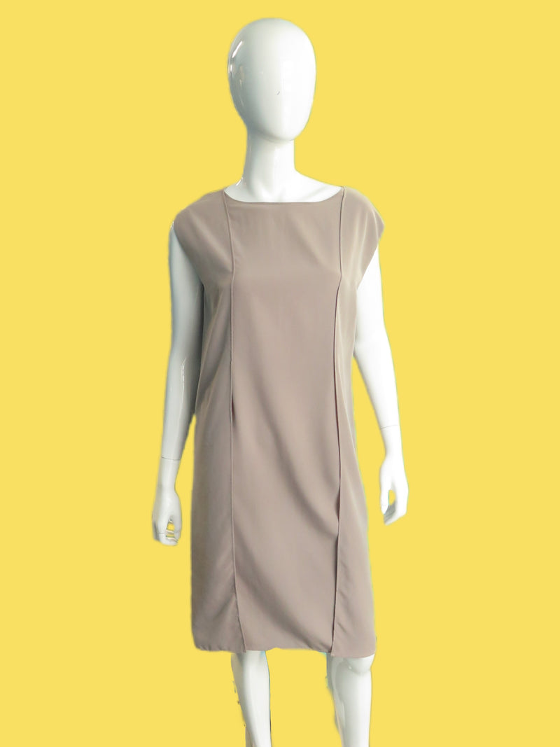 2012 Maison Martin Margiela Layered Shift Dress