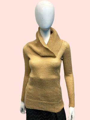 Romeo Gigli Wool Angora Knit Pullover