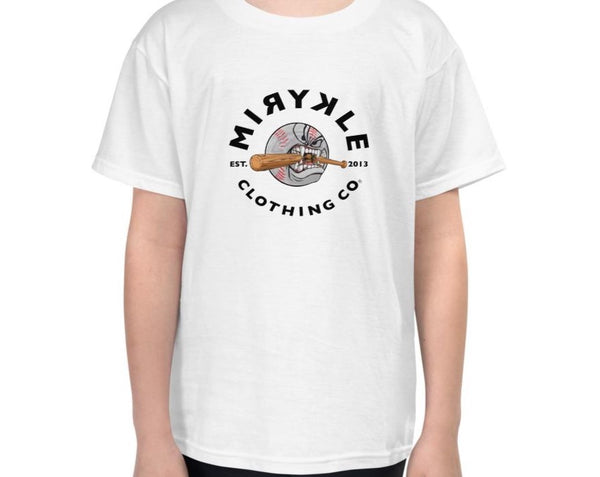 Youth MIRYKLE Baseball T-Shirt