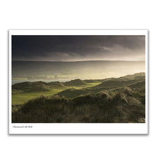Load image into Gallery viewer, Photography print of Portstewart Golf Club Hole 4 by Kevin Markham