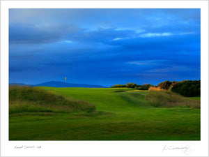 Royal Dornoch 2nd, Fine Art Print by Kevin Murray