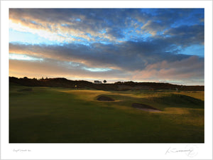 Royal Dornoch Golf Club 4th - Kevin Murray Golf Photography