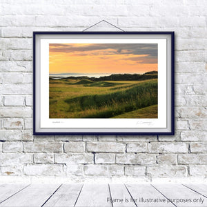 Muirfield 12th, Fine Art Print by Kevin Murray