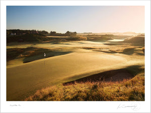 Royal Troon Golf Club 8th - Kevin Murray Golf Photography
