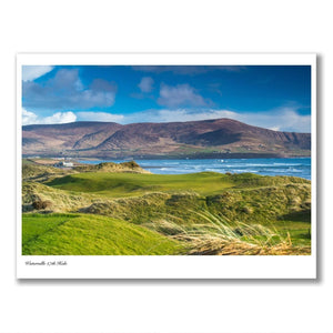 Photography print of Waterville Golf Links Hole 17 by Kevin Markham