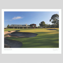 Load image into Gallery viewer, The Metropolitan Golf Club - A Fine Art print by Gary Lisbon