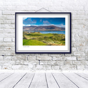 Framed photography print of Waterville Golf Links by Kevin Markham