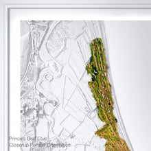 Load image into Gallery viewer, Kent Golf Clubs 3D WaterMap Compilation - Limited Edition Print (10 Available)