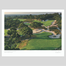 Load image into Gallery viewer, A fine art print of Peninsula Kingswood Golf Club by Gary Lisbon