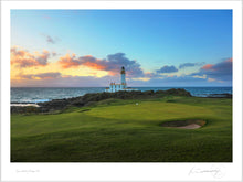 Load image into Gallery viewer, Turnberry Ailsa Golf Course 9th - Kevin Murray Golf Photography