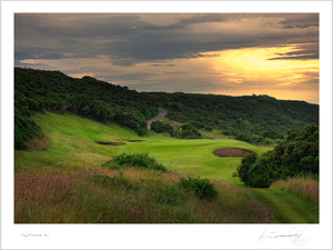 Royal Dornoch Golf Club 6th - Kevin Murray Golf Photography