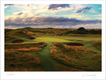 Load image into Gallery viewer, Royal Troon Golf Club Hole 8, 'Postage Stamp' - Kevin Murray Golf Photography