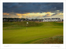Load image into Gallery viewer, Carnoustie Golf Links 1st - Kevin Murray Golf Photography