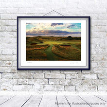 Load image into Gallery viewer, Royal Troon 8th (2), Fine Art Print by Kevin Murray