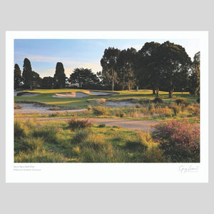 Yarra Yarra Golf Club - Fine Art Print, Gift