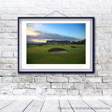 Load image into Gallery viewer, Royal Troon 18th, Fine Art Print by Kevin Murray
